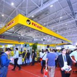 DMP大湾区工业博览会上发那科FANUC展台照片