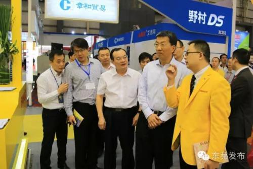 huaijinpeng-visit-dmpshow-girie