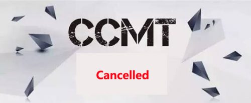 CCMT2020-cancelled